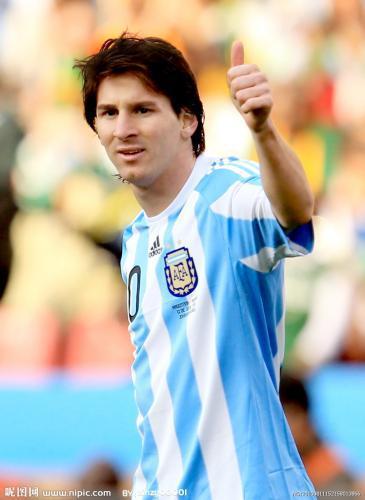 足球天才——梅西