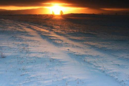 描写冬天的经典诗句
