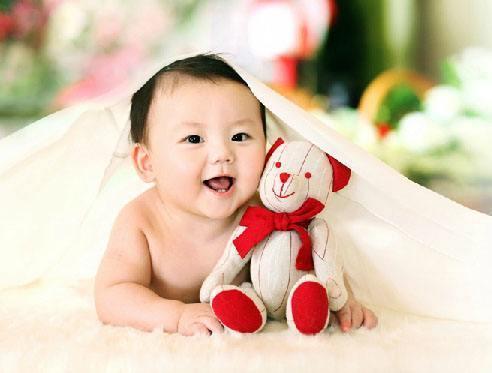 宝宝满月祝福语