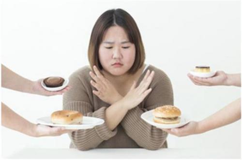 励志减肥,如何拒绝美食