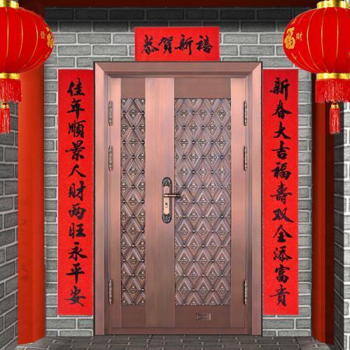 春节对联大全,堪称经典,不?#26149;?#24724;