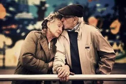 让人感动流泪的婚姻爱情故事:和你在一起