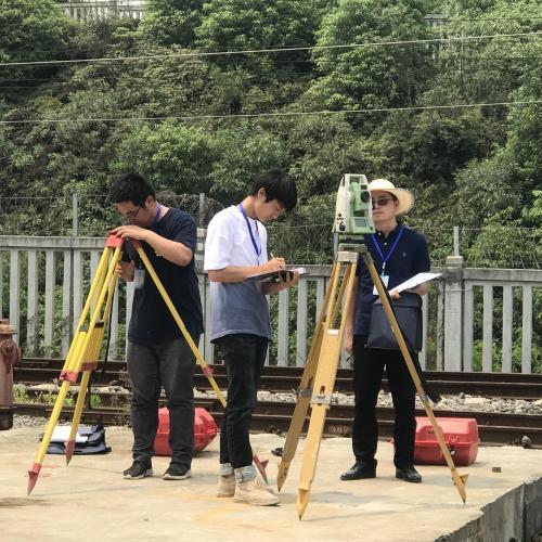 大学生工程测量实习总结三篇