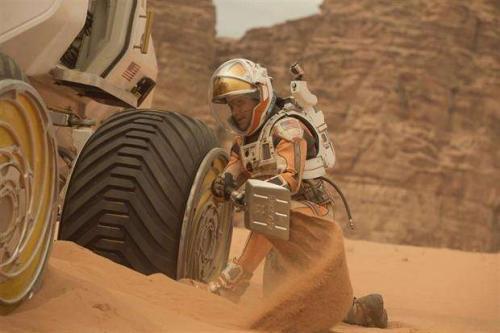 電影《火星救援》觀后感800字精選