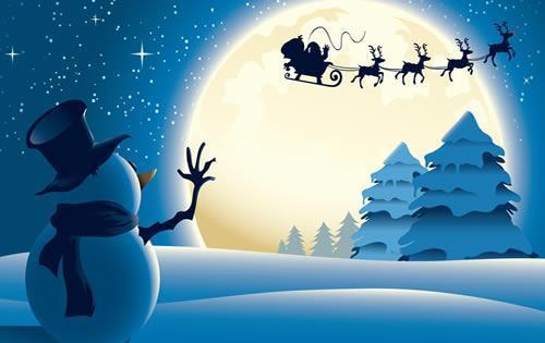 描写圣诞节的句子英文30句
