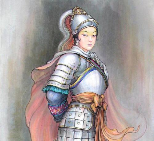 中国英雄故事三篇