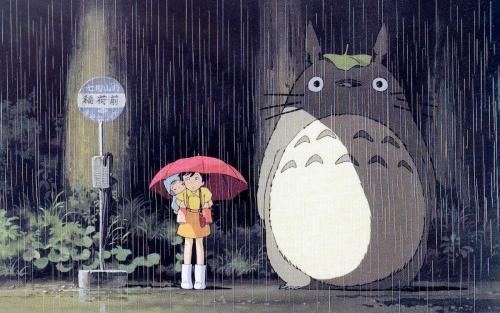 适合发朋友圈的台词文案——宫崎骏