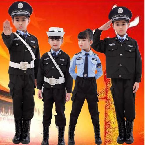 幼儿园5岁梦想当一名警察(3则)